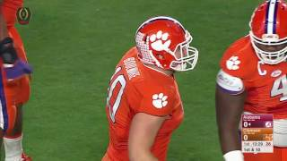 Alabama vs. Clemson - 2015 National Championship - Eli Gold Call