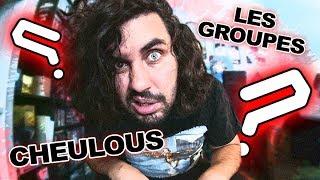 TOP 5 | LES GROUPES DE METAL LES PLUS BIZARRES