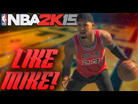 NBA 2K15 Jordan Rec Center: Powers From The MJ Jersey! Mascots Getting Killed!