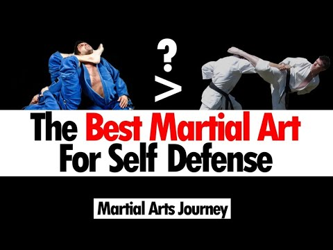 What Is The Best Martial Art For Self Defense? • Martial Arts Journey