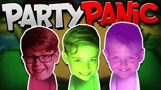 party panic w friends