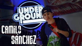 Underground Stand Up Cap 16 Camilo Sánchez