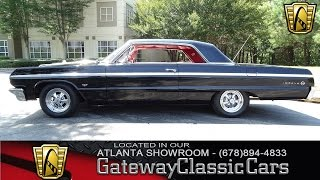 1964 Chevrolet Impala SS - Gateway Classic Cars of Atlanta #36