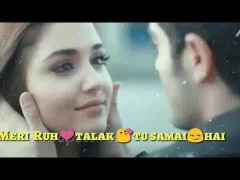 Afreen tera chehra||what's app status video||most romantic||priyaprakash reaction||
