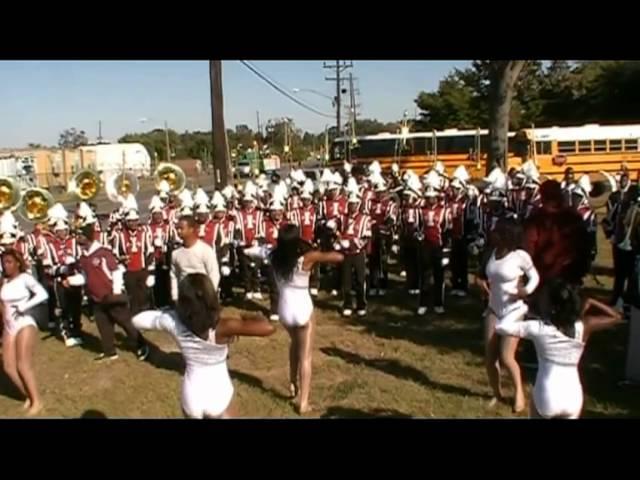 Istrouma High School vs Baker High School Marching Band
