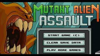 Mutant Alien Assault-Walkthrough
