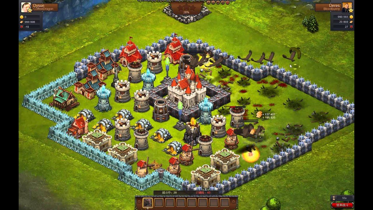 clash of clans 2018 noel agaci Throne Rush] Level 40   Upgrading Forge to Level 6   YouTube clash of clans 2018 noel agaci