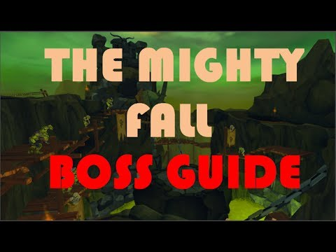 The Mighty Fall | Graador Boss Fight Guide