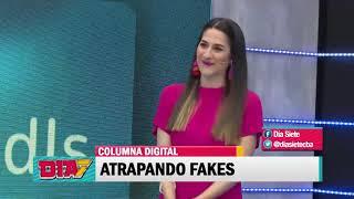 Atrapando Fakes - Columna Digital - Adrián Soria - 23/09/18