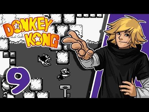 Let's Play Live Donkey Kong [German][#9] - Gefahren der Kälte!