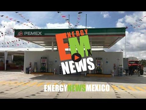 Mexico Energy News - 07-Octubre-2016