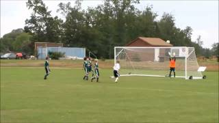 cvu vs vafc first half sept 2012 skyline soccer league