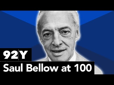 A Tribute to Saul Bellow