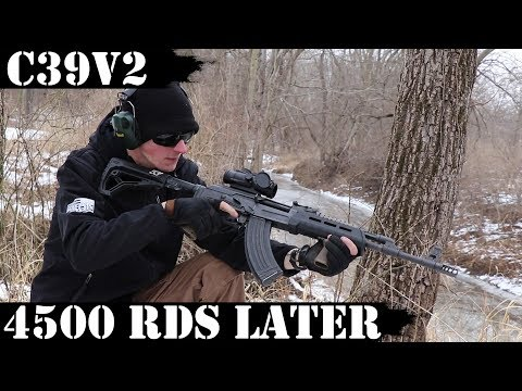 C39V2 4500 Rounds Later: Paul is Back in Black!
