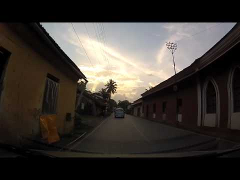 Driving Around Goa