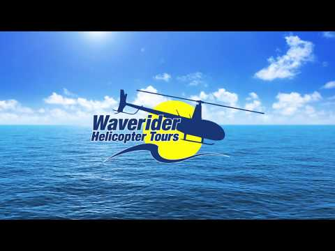 Waverider Helicopter Tours - San Diego County Scenic Helicopter Rides