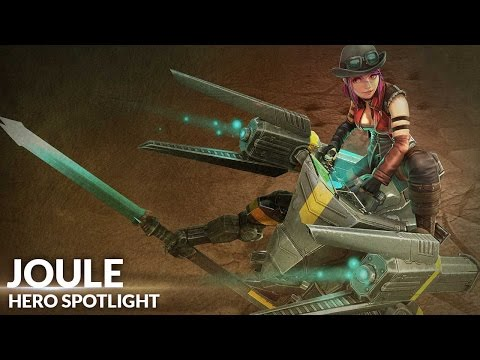 Joule Hero Spotlight