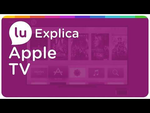 Conheça a Apple TV