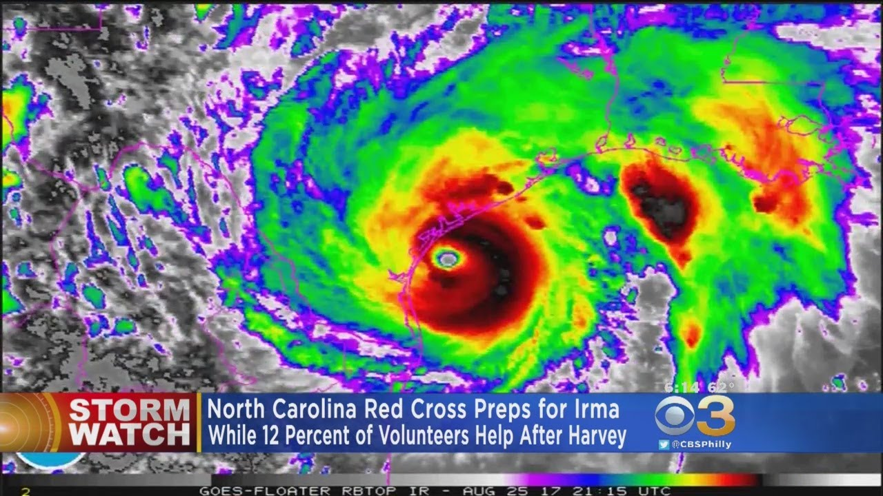 North Carolina Red Cross Preps For Hurricane Irma Doovi