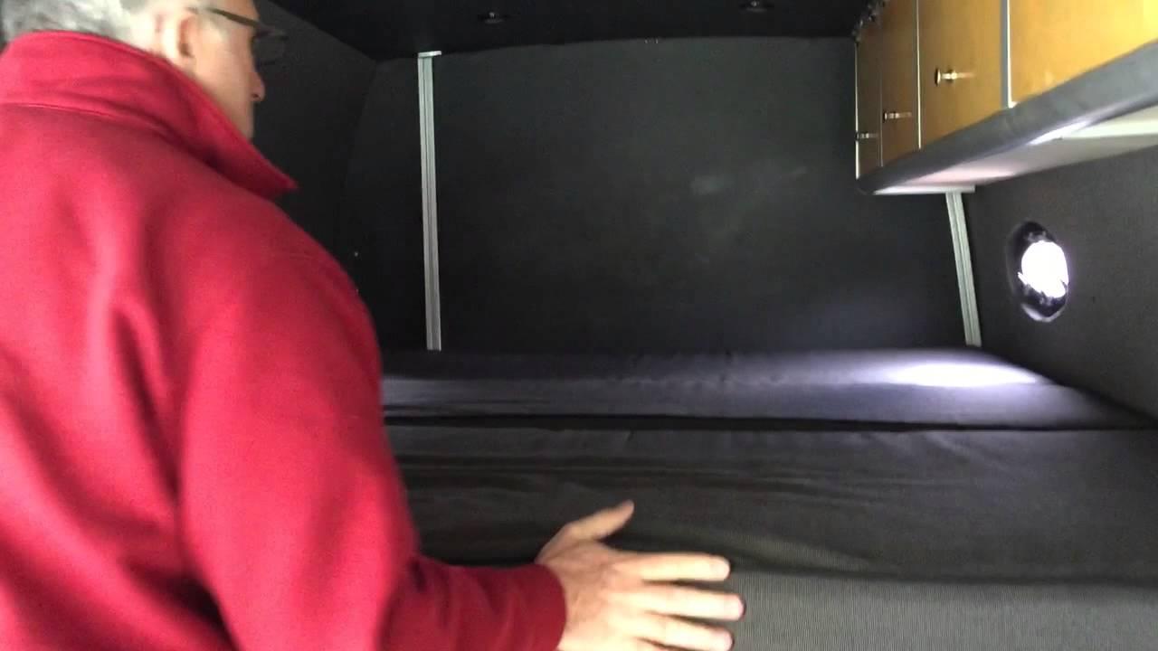 My 2011 Sprinter Adventure Van