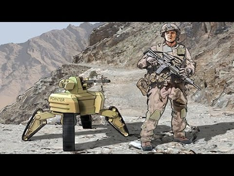 Unbelievable Dangerous Military Technology Concept Will Shocked the World Global power 未来概念軍事技術戰爭改變
