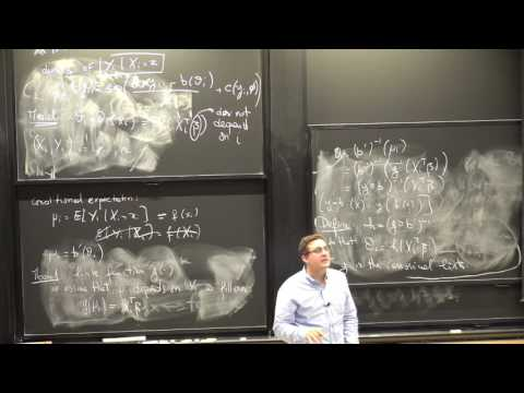 23. Generalized Linear Models (cont.)