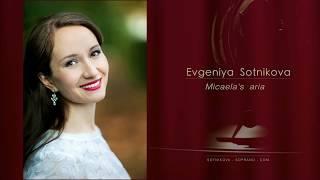 �������� ���� Evgeniya Sotnikova - Micaela's Aria / Евгения Сотникова - Ария Микаэлы ������