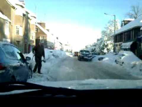 Auchterarder snowbound 29/11/2010