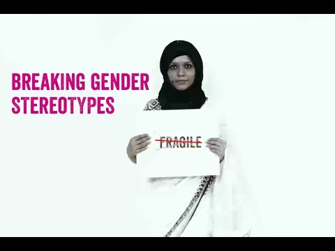 breaking the norms in gender roles Beliefs about male gender roles,  the 2014 data also showed that men were more likely to believe gender stereotypes about male gender  nasa's record-breaking.