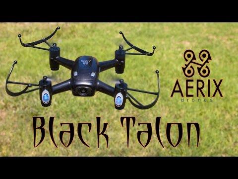 Black Talon - Indoor FPV Racing Quad
