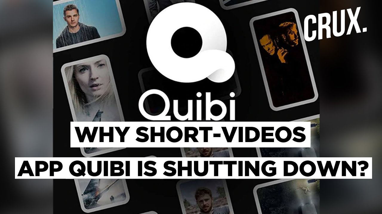 Streaming Service Quibi To Wind Down Operations Six Months After Launch