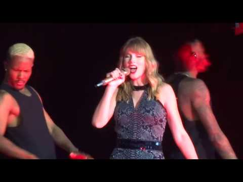 Taylor Swift - Bad Blood/Should've Said No Live - Levi's Stadium - 5/11/18 - [HD]