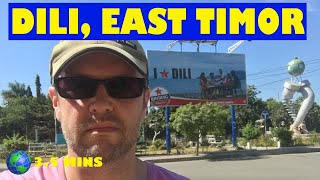 Dili, EAST TIMOR/TIMORE-LESTE: a 3.5 Minute Video