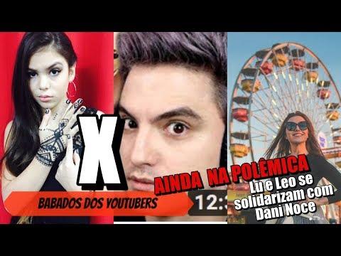 POLÊMICA em vídeo de Luiza Villeroy   Melody DETONA Felipe Neto e ele REBATE (de boas) EM VÍDEO!