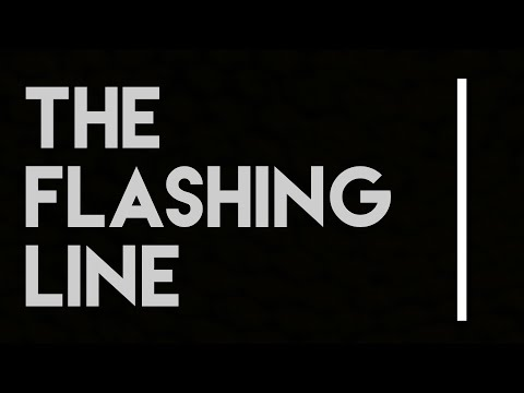 The Flashing Line