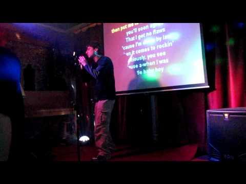 Jed Lapp performs