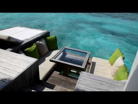 Over Water Villa in Six Senses Laamu Hotel Resort, Laamu Atoll, Maldives [PART 2]