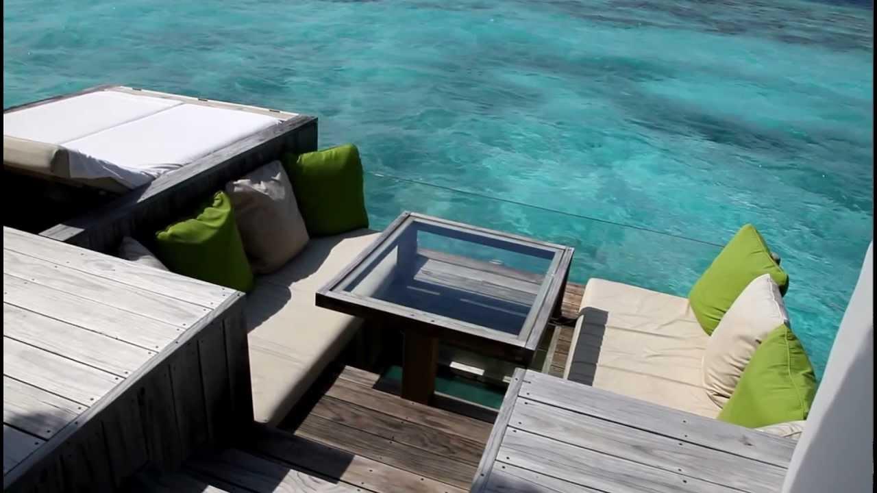 Over Water Villa In Six Senses Laamu Hotel Resort Atoll Maldives Part 2 You