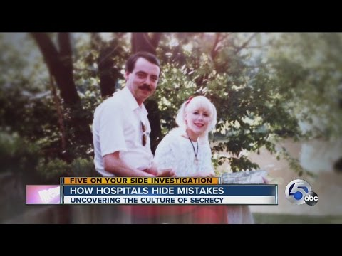 EXCLUSIVE NewsChannel5 Investigation | Culture of Secrecy: How hospitals hide medical malpractice