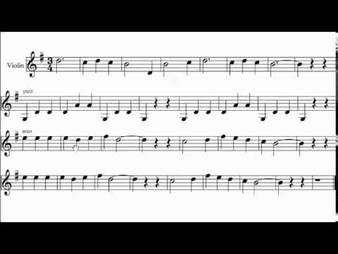 ABRSM Violin 2016 2019 Grade 1 B2 Trad Greek Wedding Sheet Music