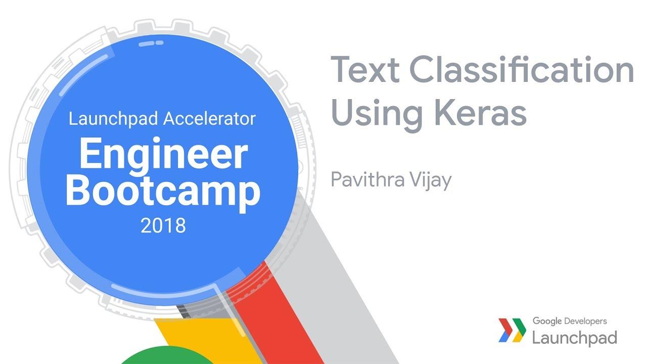 Text Classification Using Keras