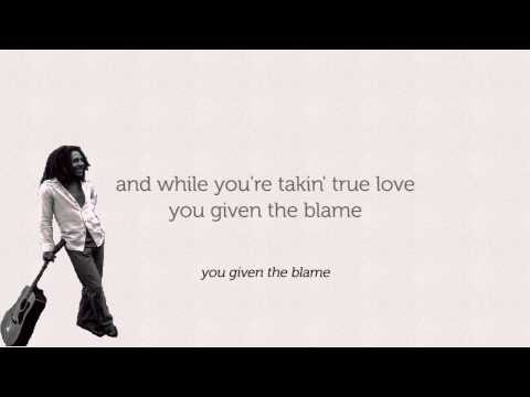 Bob Marley - Stand Alone [Lyrics] mp3