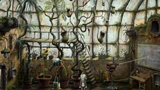 Machinarium Soundtrack - Tomas Dvorak - The Glasshouse With Butterfly