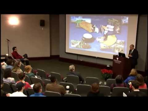 15th Annual Dodge Lecture - Ricardo Salvador: The Food Movement, Public Health and Wellbeing