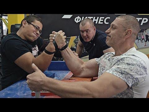 Arm Wrestling Championship