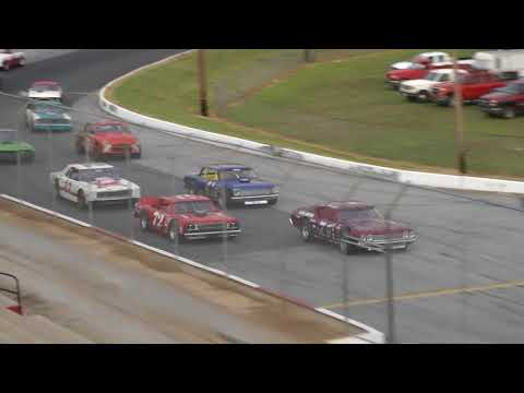 Vintage Racers at Greenville Pickens Speedway 5/5/2018