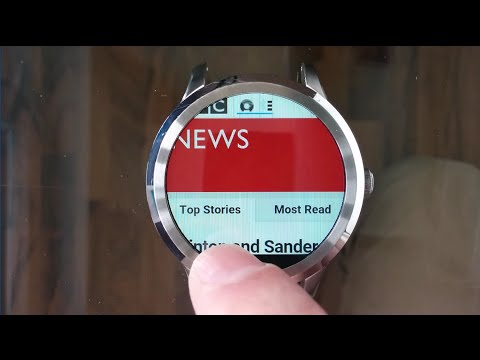 WIB - Web Browser for Android Wear