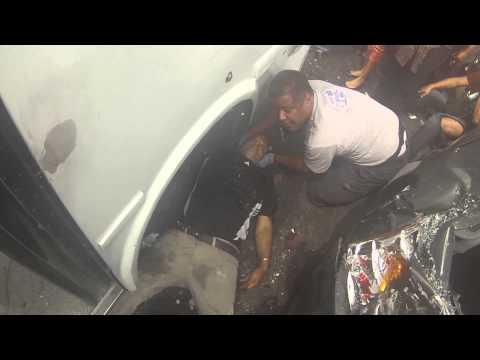 Accidente en la Bandera // Paramedicos Motorizados @paramedicosmtt