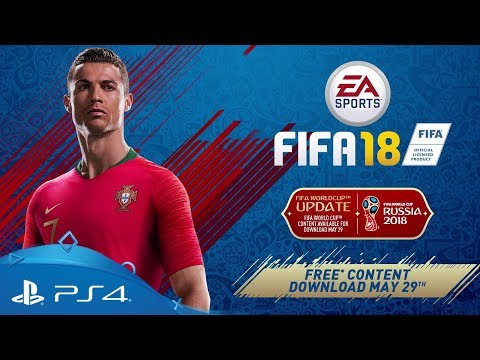 FIFA 18 | FIFA World Cup Trailer | PS4