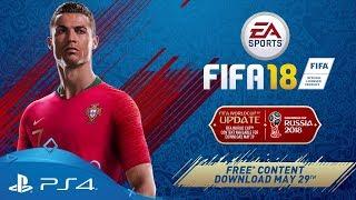 FIFA 18   FIFA World Cup Trailer   PS4